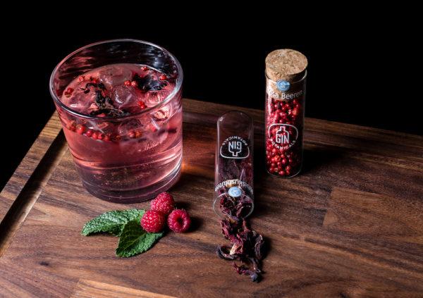 Rezept Hannibal Gin mit Gin Botanicals