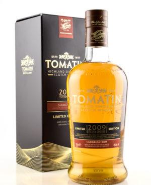Tomatin Whisky 10 Jahre